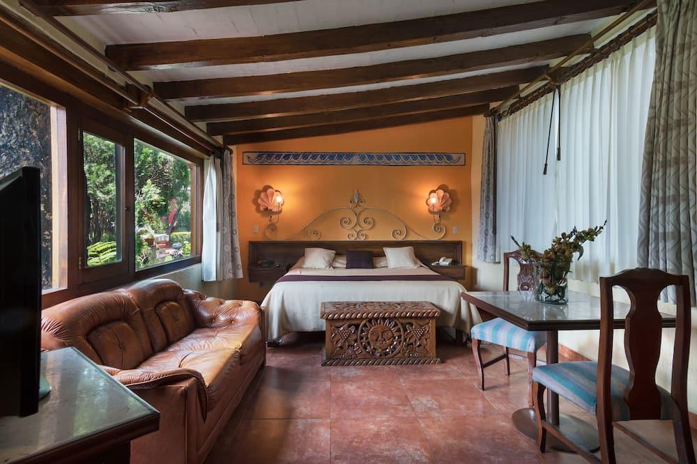 標準雙人房, 2 張標準雙人床, 花園景 - 客房