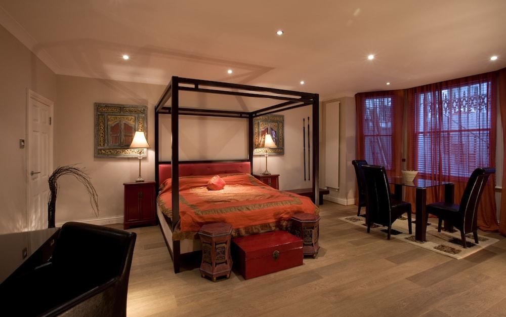 五月花公寓酒店, London