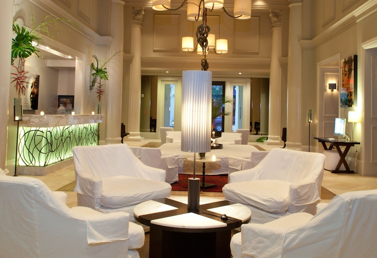 International House Hotel, New Orleans, Lobby-Lounge