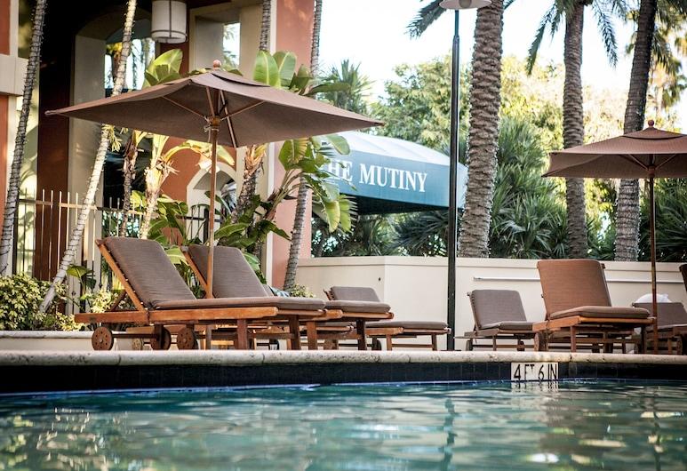 The Mutiny Hotel, Miami, Piscine en plein air