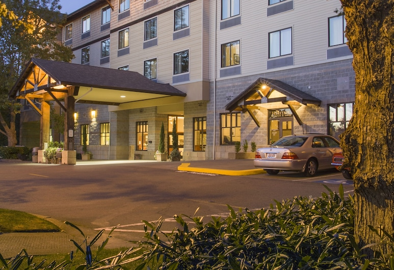The INN at Gig Harbor, Gig Harbor, Hotellets front