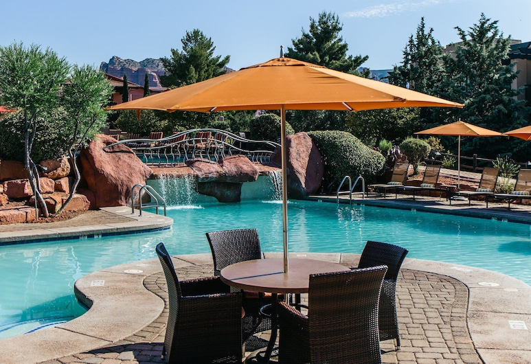 Hilton Sedona Resort at Bell Rock, Sedona, Outdoor Pool