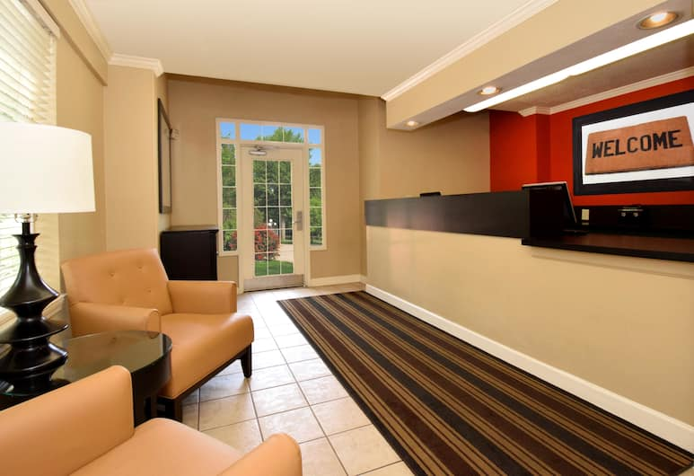 Extended Stay America - Raleigh - Crabtree Valley, Raleigh, Lobby
