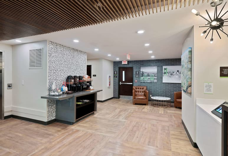 Extended Stay America - Charlotte - Tyvola Rd., Charlotte, Lobby