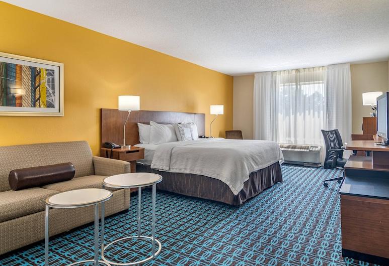 Fairfield Inn by Marriott Macon West, Macon, Standarta numurs, Viesu numurs