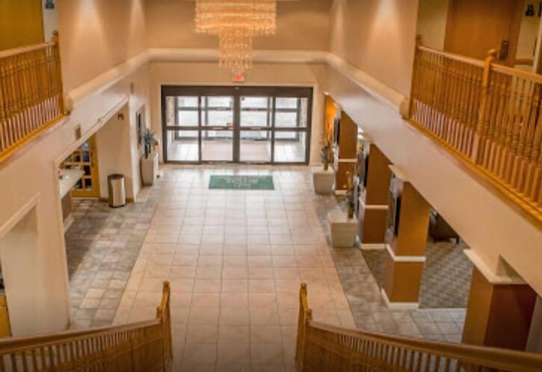 Quality inn & Suites Cincinnati I-275, Цинциннаті, Вхід до готелю