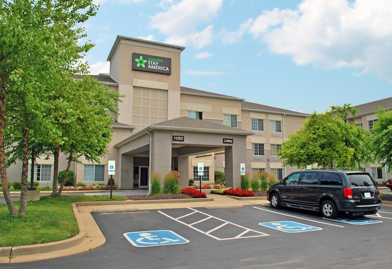 Extended Stay America - St. Louis - Airport - Central, Bridgeton