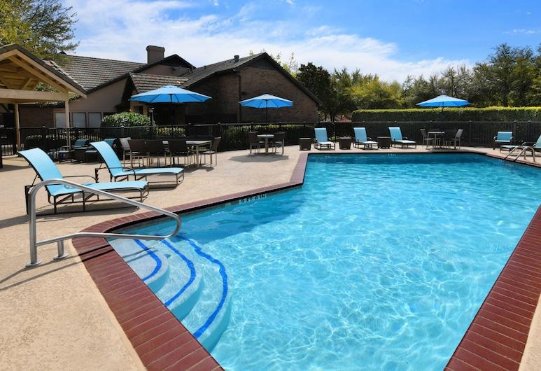 Residence Inn By Marriott Dallas Plano/Legacy, Plano, Piscina Exterior