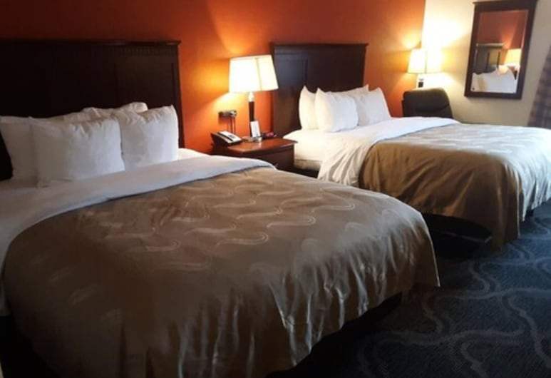 Quality Inn Prattville I-65, Prattville, Room, 2 Queen Beds, Non Smoking, Guest Room