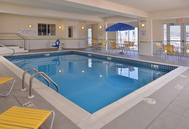 Fairfield Inn & Suites by Marriott Helena, Helena, Piscine couverte