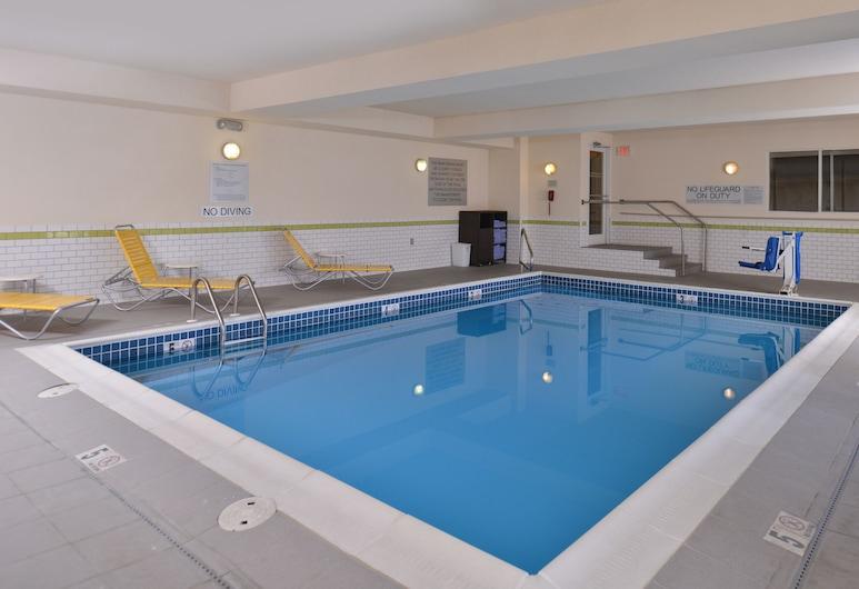 海倫娜萬豪費爾菲爾德套房酒店, 赫勒拿, 室內泳池