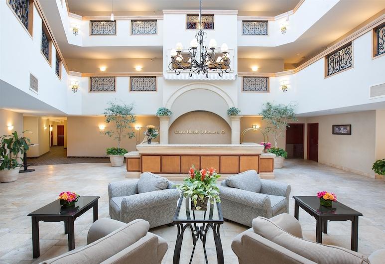 Coast Anabelle Hotel, Burbank, Lobby