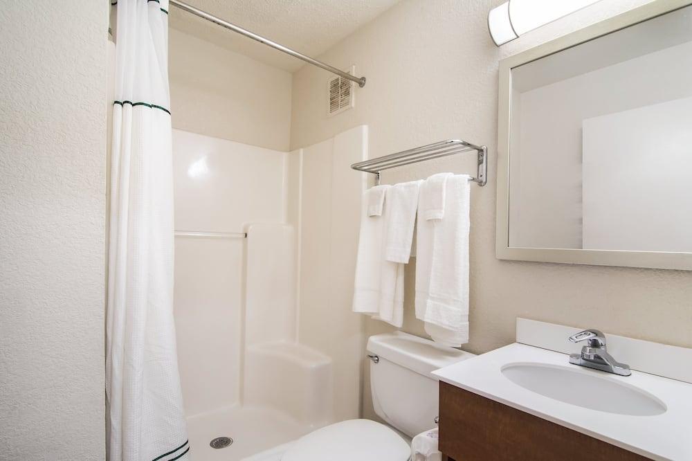 スタジオ クイーンベッド 1 台 禁煙 - バスルーム