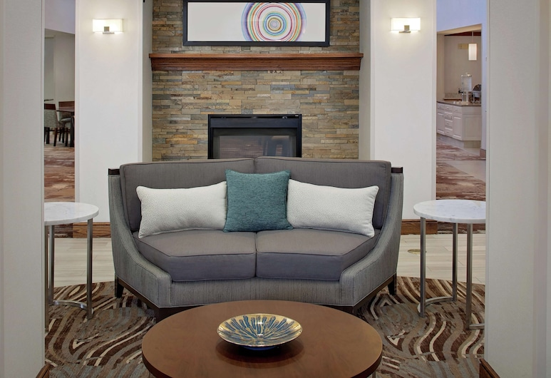 Homewood Suites - Mall of America, Bloomington, Vestíbulo