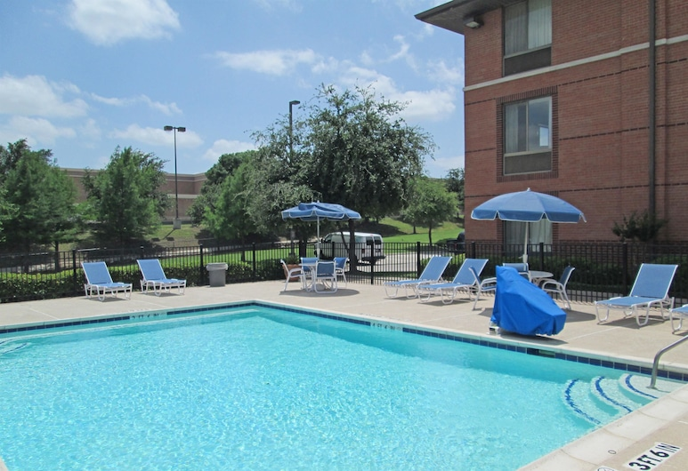 Extended Stay America - Fort Worth - Southwest, Fort Worth, Piscina