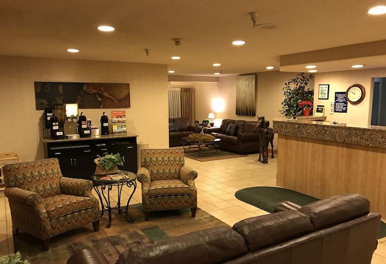 Monument Inn & Suites, Gering, Lobby Sitting Area