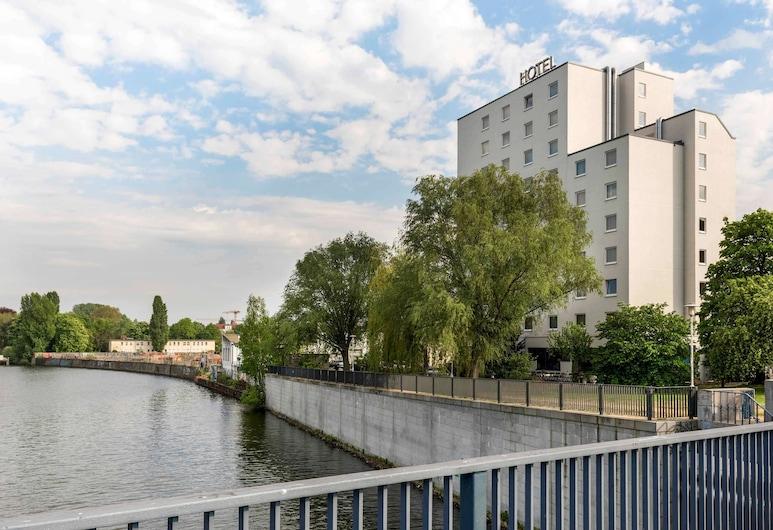 ibis Styles Berlin Treptow , Berlín, Verönd/bakgarður