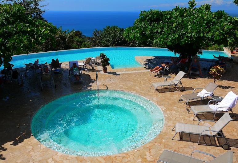 La Mariposa Hotel, Manuel Antonio, Piscina al aire libre