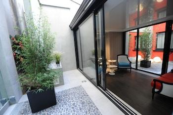 Picture of Hotel du Vieux Saule in Paris