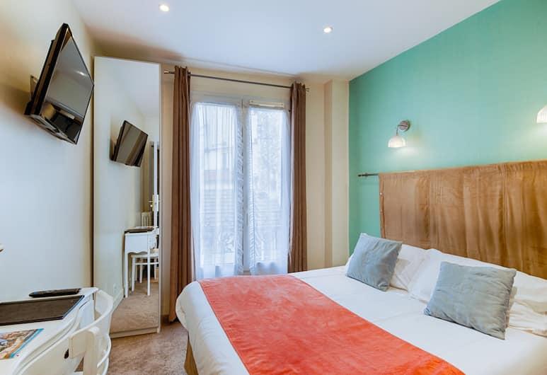 Hotel Delos Vaugirard, Pariis, Kontorinurk toas