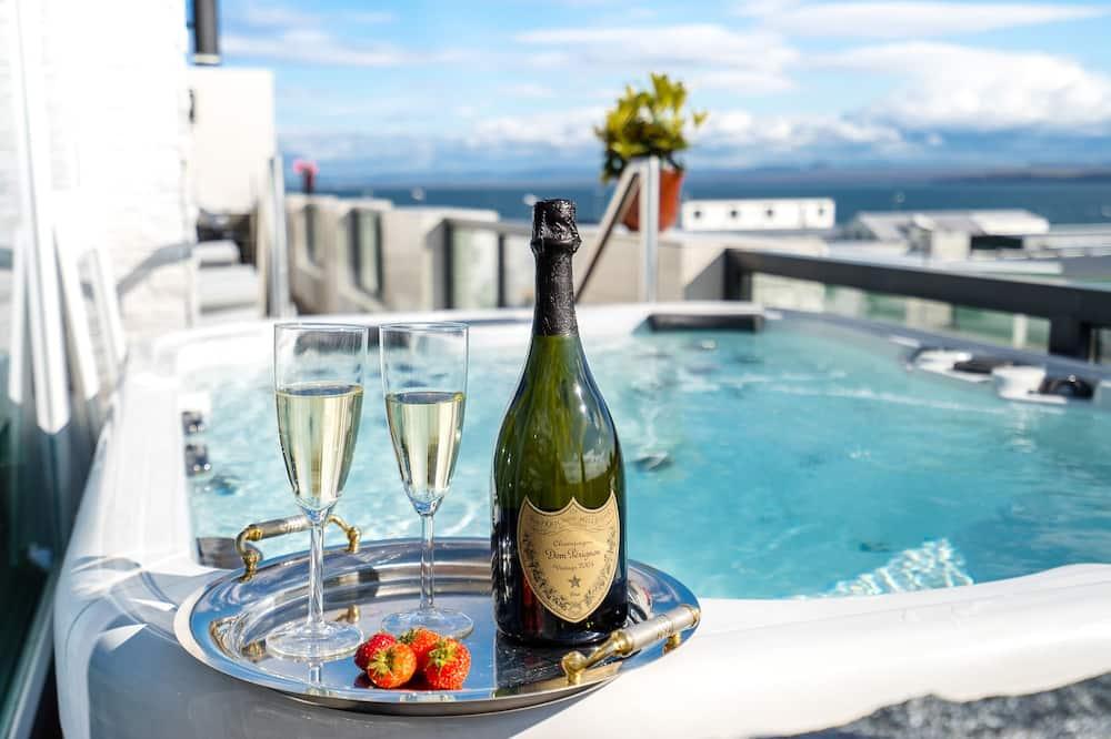 Luxury-sviitti - Näköala huoneesta