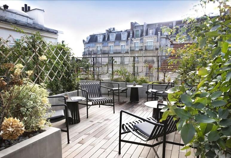 植物園酒店(翻新), 巴黎, 陽台