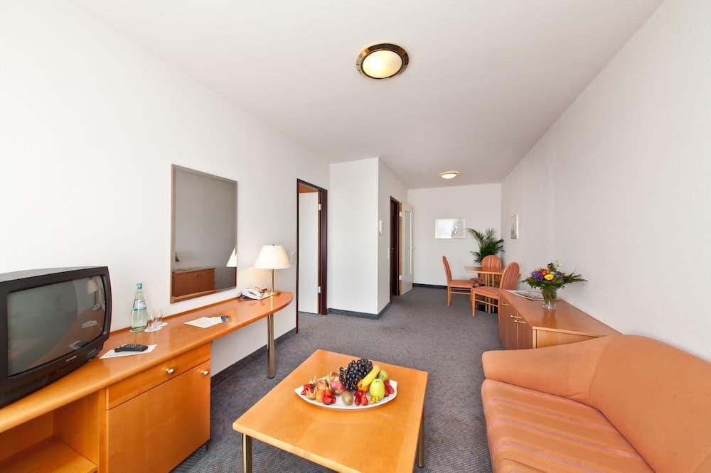 Pokój dla 3 osób, aneks kuchenny - Salon