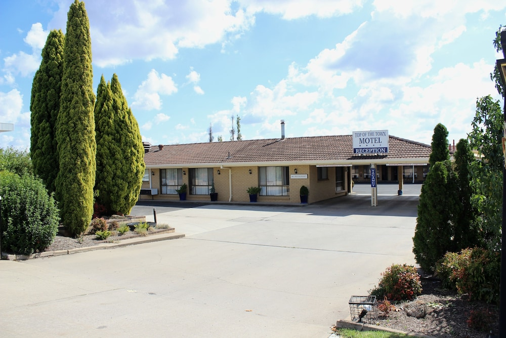 Top Of The Town Motel Inverell