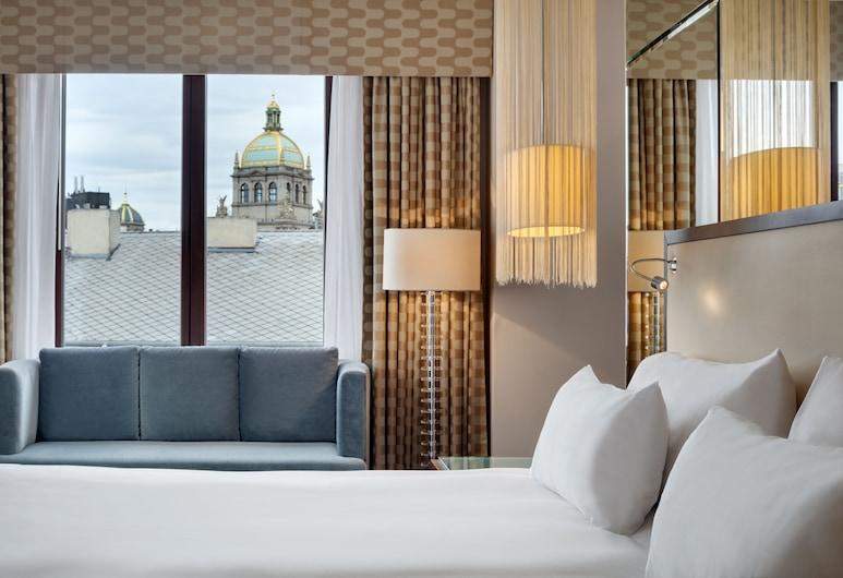 Alcron Hotel Prague, Prag, Deluxe Oda, Oda