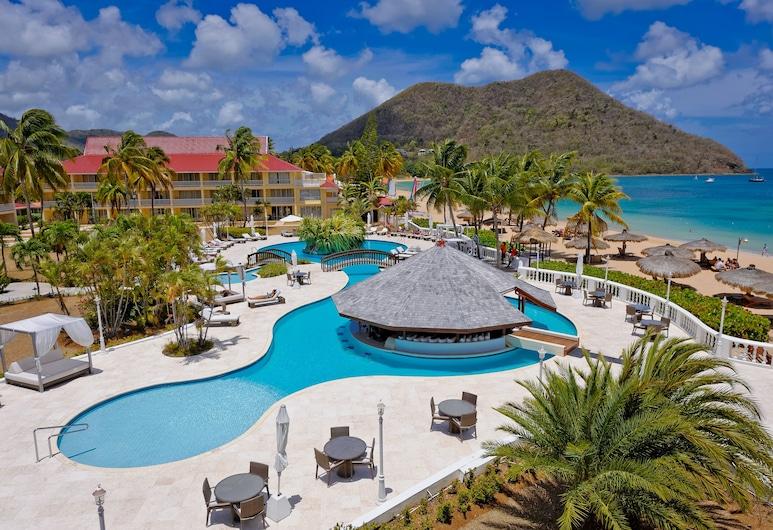 Mystique Royal St. Lucia, Gros Islet, Buitenkant
