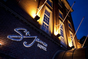 Picture of St James Hotel in Nottingham