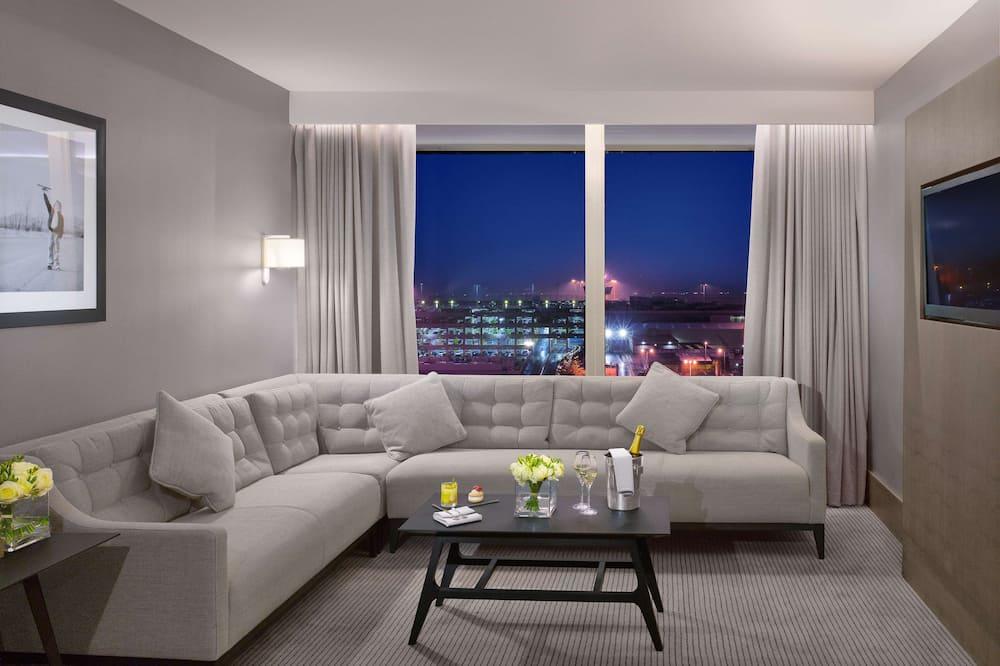 Suite, 1 Bedroom (Lounge Access) - Guest Room