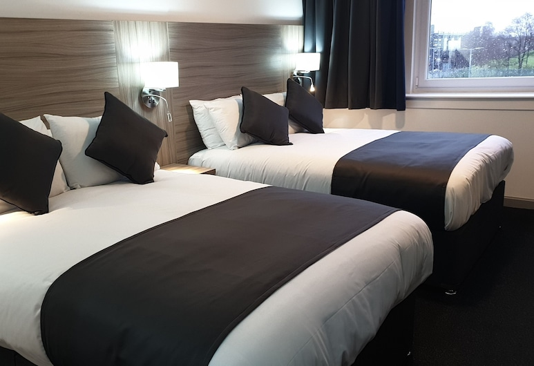 The Bruce Hotel, Glasgow, Superior kahetuba, Tuba