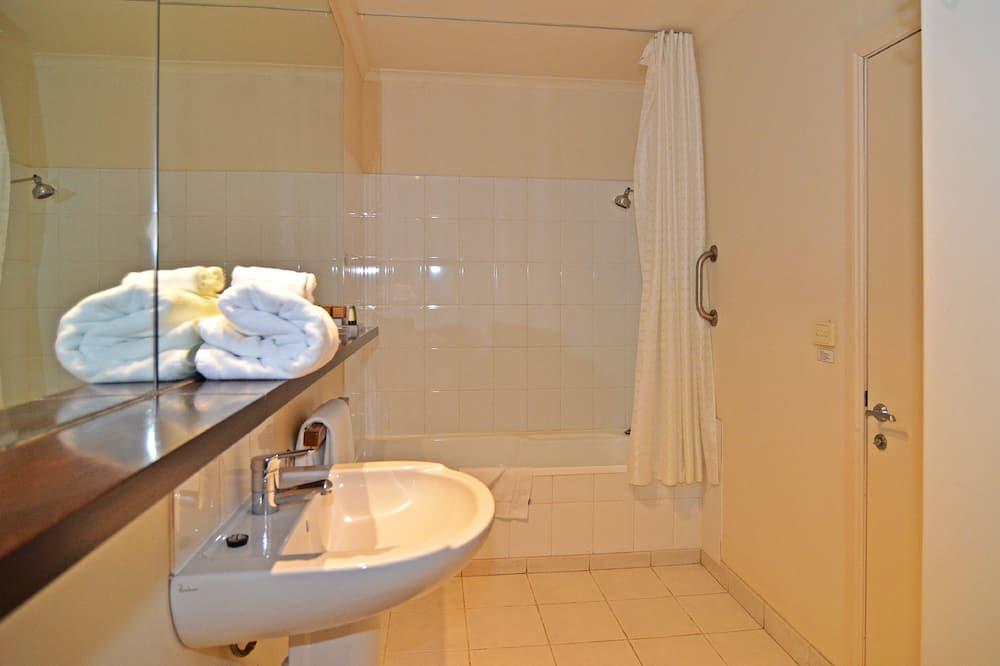 Zimmer (Atrium Room (ground floor)) - Badezimmer