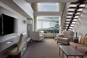 Selline näeb välja Marriott Niagara Falls Fallsview Hotel & Spa, Niagara juga