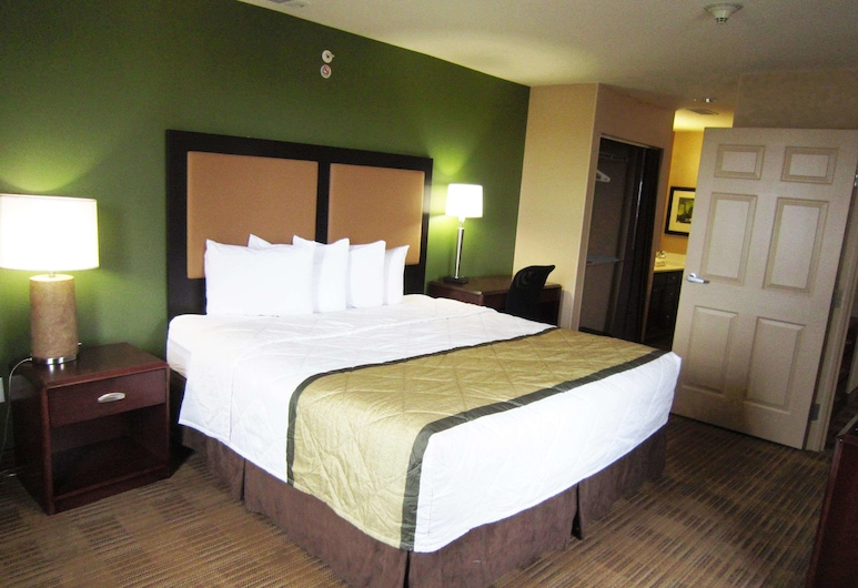 Extended Stay America Austin - Northwest - Research Park, Austin, Suite, 1 King Bed with Sofa bed, Non Smoking, Guest Room