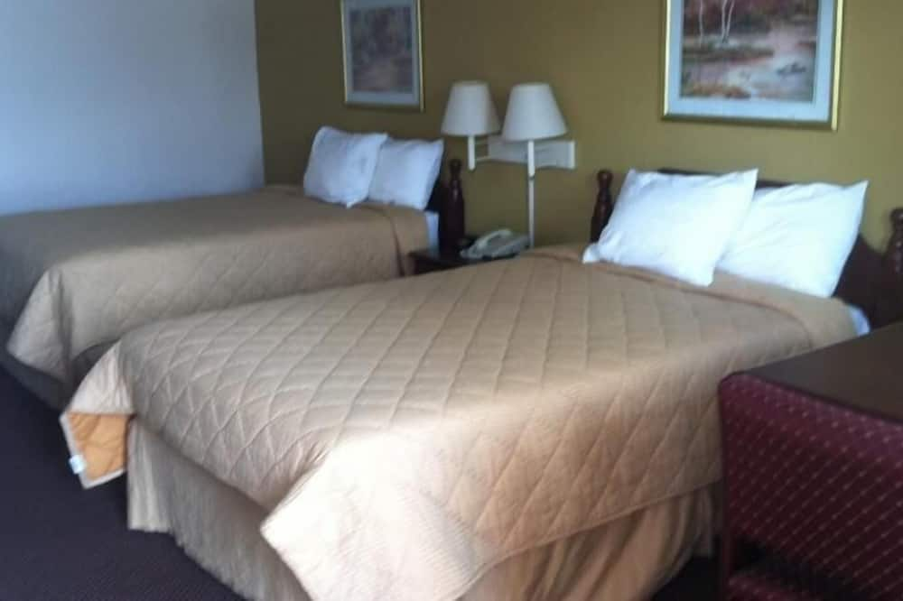 Kamar Standar, 2 Tempat Tidur Double - Kamar Tamu