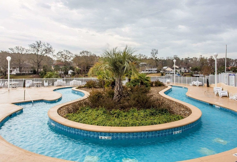 Bluegreen Vacations Harbour Lights, Ascend Resort Collection, Myrtle Beach, Piscina