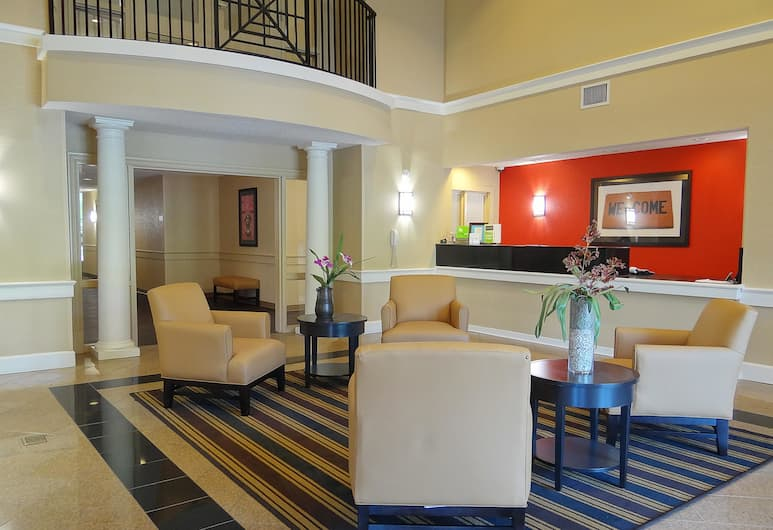 Extended Stay America - Indianapolis -Airport-W Southern Ave, Indianapolis, Lobi