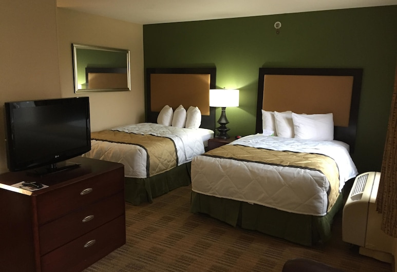 Extended Stay America - Indianapolis -Airport-W Southern Ave, Indianapolis, Suite, 1 Schlafzimmer, Nichtraucher, Zimmer