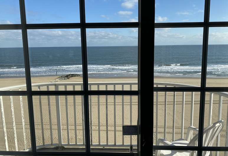 Paradise Plaza Inn, Ocean City, Standard-Suite, Meerblick, Zimmer