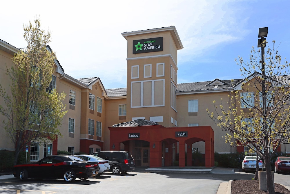 Extended Stay America Kansas City Overland Park Metcalf
