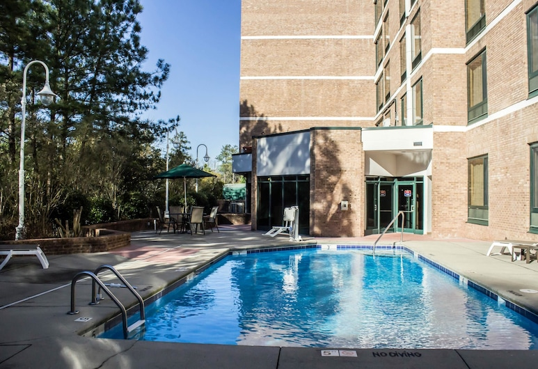 Comfort Suites Raleigh Durham Airport/Research Triangle Park, Durham, Medence