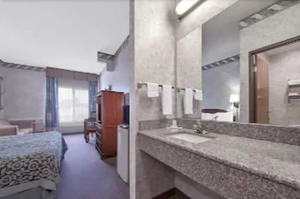 標準客房, 2 張加大雙人床, 吸煙房 - 浴室