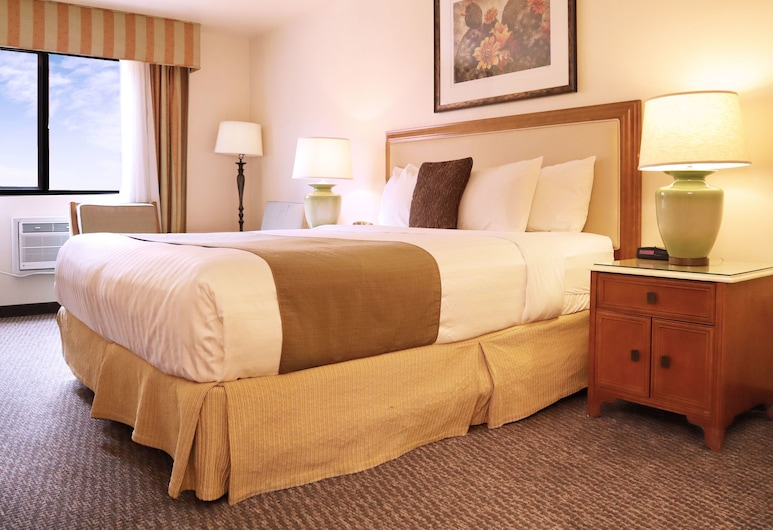 Cities Of Gold Casino, Santa Fe, Standard Room, 1 King Bed, Guest Room View