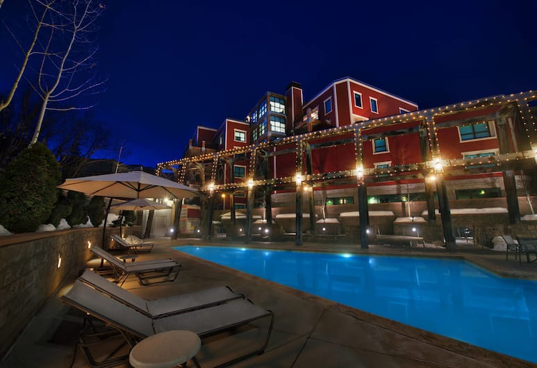 Marriott's Summit Watch, Park City, Outdoor Pool