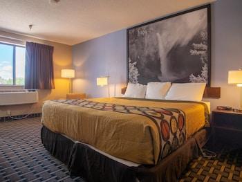 Obrázek hotelu Super 8 by Wyndham Kamloops On The Hill ve městě Kamloops