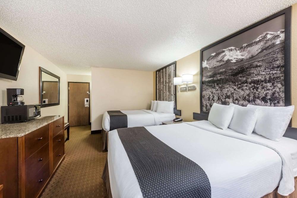 Phòng, 2 giường đôi, Không hút thuốc - Phòng