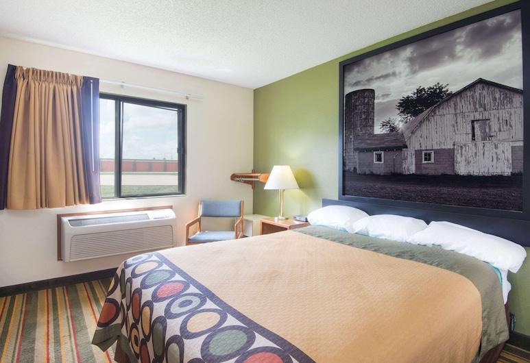 Super 8 by Wyndham El Dorado, Ельдорадо, Номер, 1 ліжко «квін-сайз», обладнано для інвалідів, для некурців (Mobility Accessible), Номер