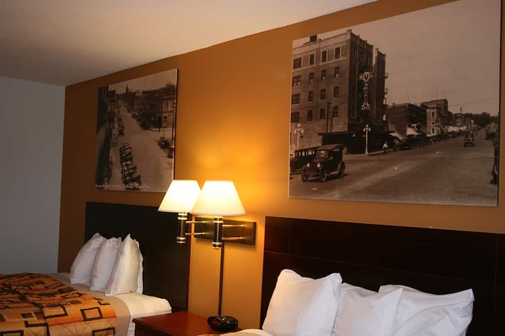 Standard Room, 2 Katil Ratu (Queen), Multiple View - Bilik Tamu